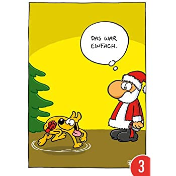 10er-Pack Ralf + + KRATZEN Postkarte A6 K/ÖPENICKER CG RUTHE + WEIHNACHTEN von modern times