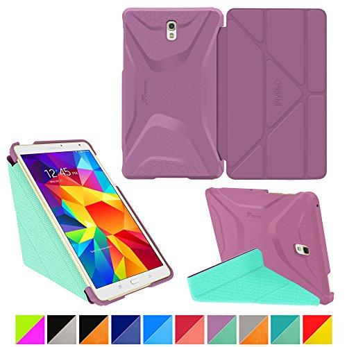 roocase-samsung-galaxy-tab-s-84-custodia-case-origami-3d-porpora-orchid-verde-mint-candy-ultra-sotti