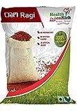 #9: Health enRrich Red Ragi Grain-1Kg