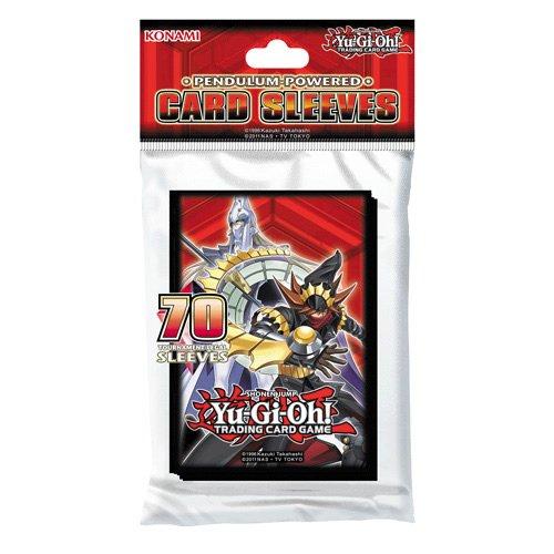 Yu-Gi-Oh - Packung mit 70 Pendulum Powered Kartenhüllen - KON349045 -. Konami (Yu-gi-oh Pendulum Monster)