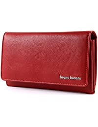 bruno banani Muskat Wallet with Flap Red