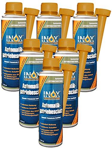 Inox protezione ingranaggio Additivo per cambio automatico, 6X 250ML