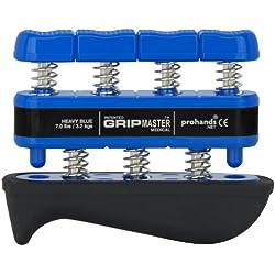 Gripmaster Medizinischer Hand- und Fingertrainer, Blau, 3,2kg