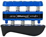 prohands by Gripmaster medical - Aparato entrenador de dedos, color azul, resistencia 7 lbs