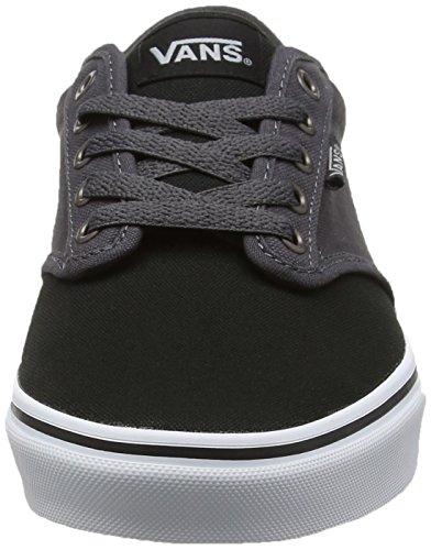 Vans Mn Atwood, Sneakers Basses Homme Noir (2 Tone Black/asphalt)