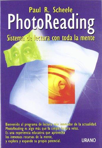 Photoreading (Crecimiento personal)