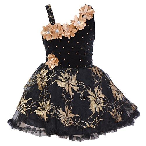 Wish Karo Baby Girls Party Wear Frock Dress DN Fe1102cku (6-12 Months)