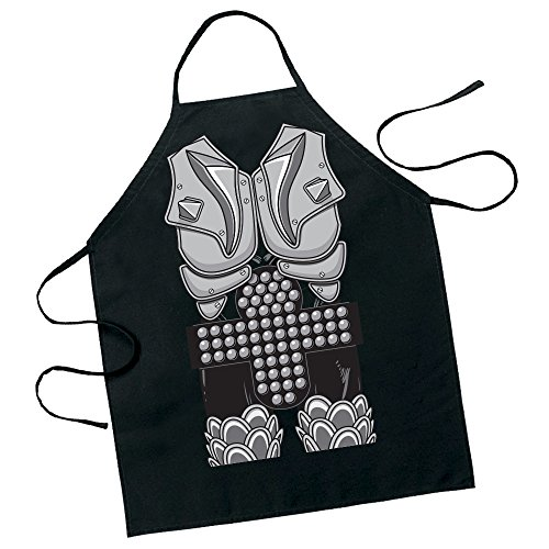 KISS The Demon Gene Simmons Character Apron - Destroyer Figure Costume Design by ICUP