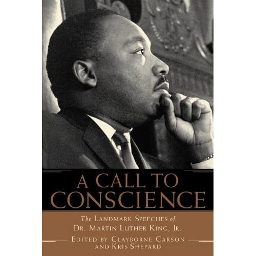 A Call to Conscience: The Landmark Speeches of Dr. Martin Luther King, Jr. by Director Clayborne Carson;Kris Shepard(2002-01-01)