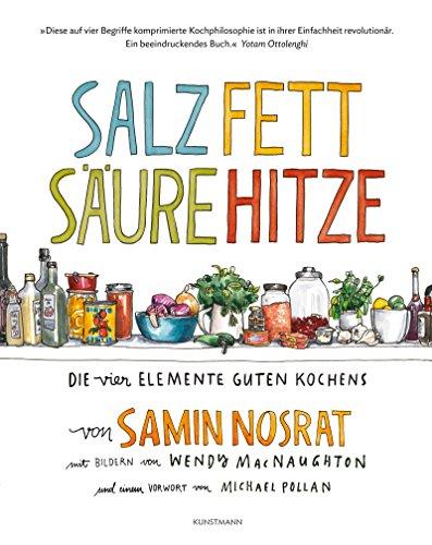 4 Salz (Salz. Fett. Säure. Hitze: Die vier Elemente guten Kochens.)