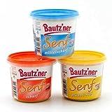 Bautzner Senf Trio