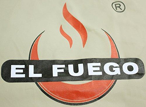 El Fuego Abdeckhaube 486 für Dakota (AY0308), beige - 4