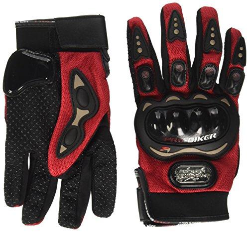 Lixada moto bike finger da snowboard completa antivento guanti di protezione