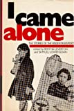 I Came Alone: The Stories of the Kindertransports