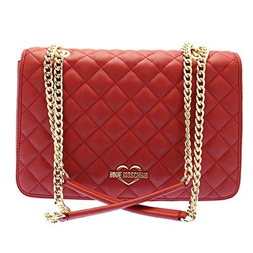 Passion MOSCHINO Tasche Damen rot - JC4002PP14LA0500