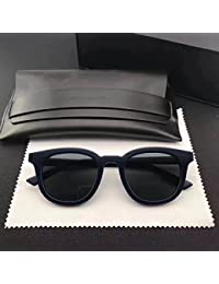 Lunettes de soleil de mode unisexe pour la conduite de pêche Ski de plein air pour les femmes et les hommes New Vintage Round Eyeglass Frame Glasses for KCHLOE CE2126 Eyeglasses Clear Lens Sunglasses- parxxqP7