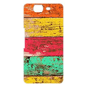 a AND b Designer Printed Mobile Back Cover / Back Case For Micromax Canvas Knight A350 (MIC_A350_3D_3162)