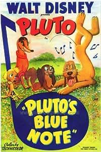 Pluto's Blue Note- Poster / Affiche film – 69*102cm