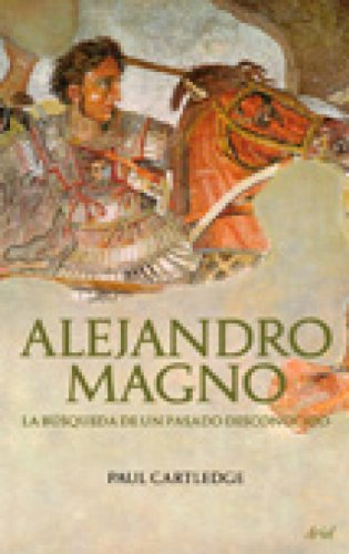 Alejandro Magno por Paul Cartledge