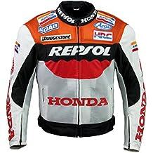 Moto Homme Honda blouson Honda Femme Blouson Nnv0OmyP8w