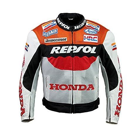 Honda Repsol Textil Motorradjacke