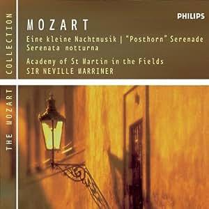 """Une Petite Musique De Nuit - Sérénade """"Cor De Postillon"""" - Sérénade Nocturne"""