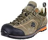GUGGEN MOUNTAIN Herren Trekkingschuhe Wanderschuhe Wanderhalbschuhe wasserdicht Outdoor-Schuhe Walkingschuhe HPT53