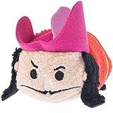 Disney Store stuffed Captain Hook mini (S) Peter Pan TSUM TSUM Japan Import
