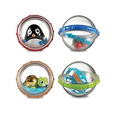 Munchkin Float and Play Bubbles Bath Toy