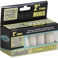 Axus Decor Axu/rbln210 lana Natural Mini funda - Blonde (10 unidades)