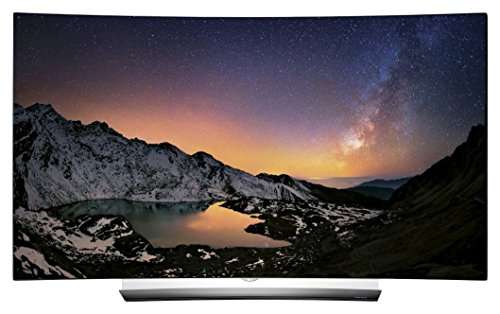 LG OLED55C6D 139 cm (55 Zoll) Curved OLED Fernseher (Ultra HD, Dual Triple Tuner, Smart TV, 3D plus) -