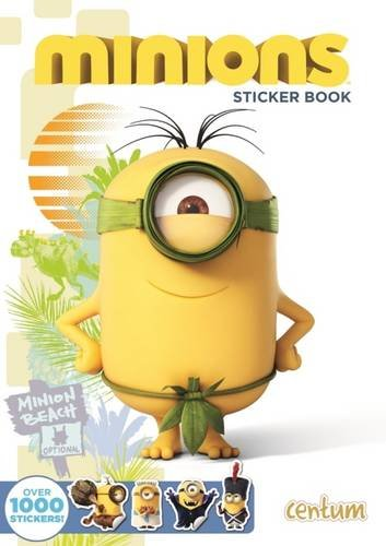 (Minions: Mega Sticker Book)
