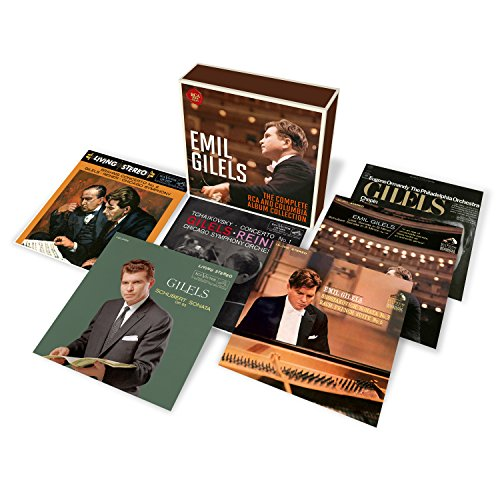 Emil Gilels - The Complete Rca And Columbia Album Collection [7 CD]