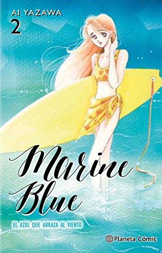 Marine Blue nº 02/04: El azul que abraza al viento (Manga Shojo)