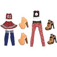 MGA Entertainment Bratz Deluxe Fashion Pack #3 Cloe and Sasha Juego de ropita para muñeca