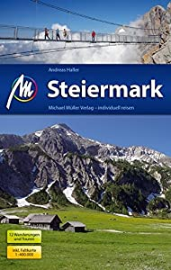 """Individuell reisen mit vielen praktischen Tipps.Broschiertes BuchDas grüne Herz Österreichs erstreckt sich von den nördlichen Kalkalpen über das Zentralalpenmassiv bis weit ins südliche Alpenvorland und die """"steirische Toskana"""", wie die Weinregion an..."""