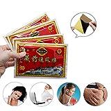 Cerotto anti-infiammatorio di artrite di reumatismi della toppa cinese del rilievo di dolore 40pcs / 80pcs (80 pezzi / 10 sacchetti)