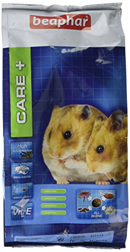 beaphar Care+, Vollnahrung für Hamster, High Energy, 1er Pack (1 x 700 g)
