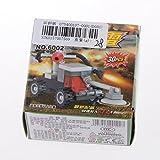 #7: Generic 30Pcs Educational Building Block Intelligence Kid Puzzle Toy Hunting Car