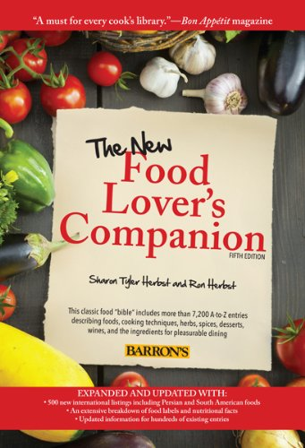 The New Food Lover's Companion (English Edition)