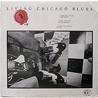Living Chicago Blues Volume 5 [Vinyl LP] [Vinyl LP]