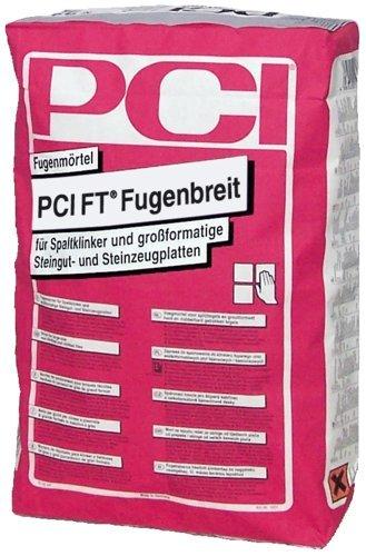 PCI Fugenbreit 25 kg/ Sack hellgrau