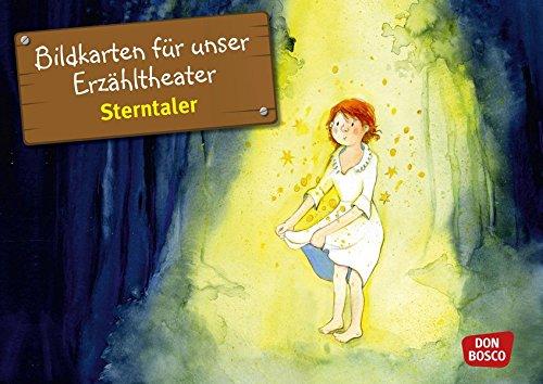 Bildkarten für unser Erzähltheater: Sterntaler: Kamishibai Bildkartenset. Entdecken. Erzählen. Begreifen (Märchen für unser Erzähltheater)