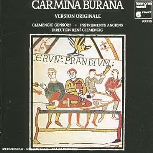 Carmina Burana - version originale