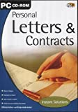 Cheapest Personal Letters and Contracts on PC