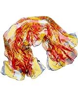 niceEshop(TM) Women Fashion Mulberry Silk Soft Long Scarf Wrap Shawl