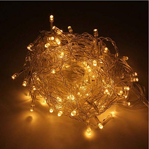 Decorative Lamp New Year Curtain Icicle String Garland Christmas Outdoor B - Outdoor Icicle