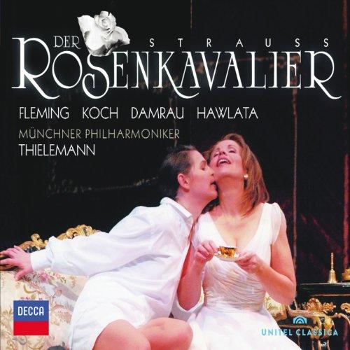 """R. Strauss: Der Rosenkavalier, Op.59 / Act 1 - """"Di rigori armato il seno"""""""