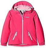 ICEPEAK rilda niña Softshell, Chaqueta niña, rojo, 164 cm