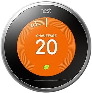 Socle pour Nest Learning Thermostat Troisi/ème G/én/ération